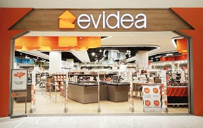 Evidea Metropol Mağaza