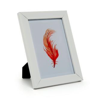 Q-Art Fotoğraf Çerçevesi - Beyaz - 10x15 cm