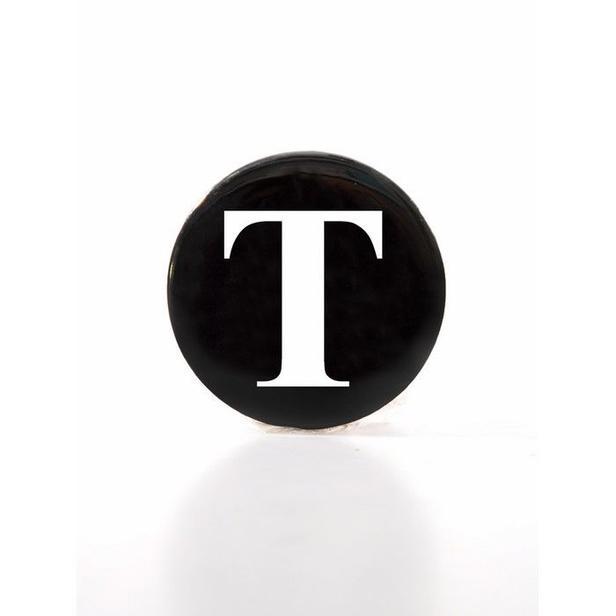 Retro Time T Harf Açacak Magnet