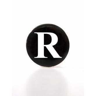 Retro Time R Harf Açacak Magnet