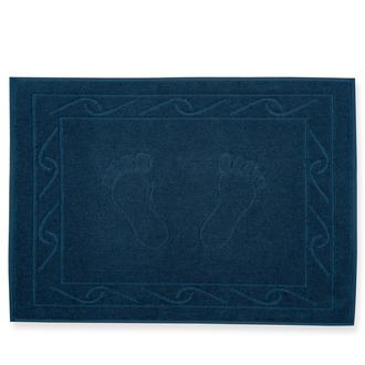 Hobby Hayal Ayak Havlusu (Koyu Mavi) - 50x70 cm