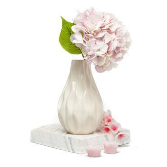 Angdesign Magnolia Vazo - Krem