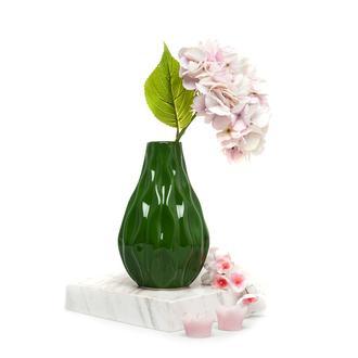 Angdesign Magnolia Vazo Eskitme Yeşil