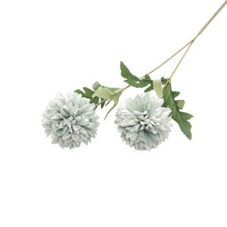 Q-Art Soft 2'li Yapay Çiçek - Mavi