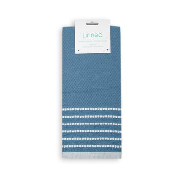 Linnea Duros Tekli Mutfak Havlusu (Mavi) - 40x60 cm