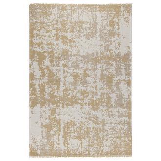 Koza Halı Casa Cotton B2694A Yolluk (Hardal) - 75x200 cm