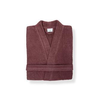 Linnea Plain Kadın Kimono Bornoz (Gülkurusu) - S / M Beden
