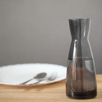 Bormioli Rocco Ypsilon Karaf Sürahi - Gri / 500 ml