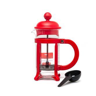 Bodum Java French Press (Kırmızı) - 35 ml