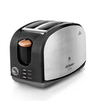Arzum AR2014 Altro Ekmek Kızartma Makinesi - Siyah / 900 Watt