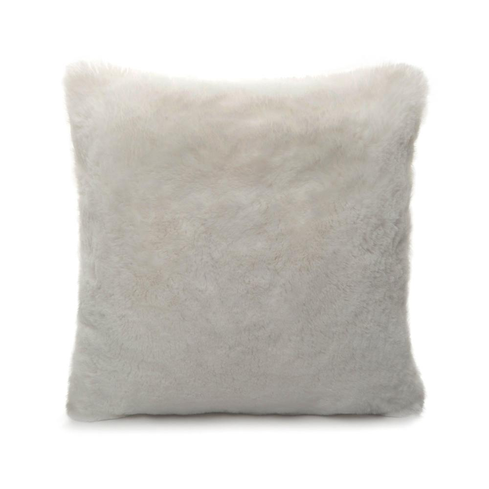 Linnea Post Kırlent - 45x45 cm - Beyaz