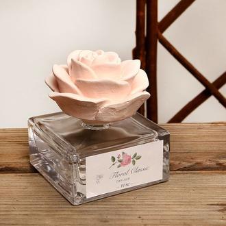 Floral Taşlı Oda Kokusu (Gül) - 50 cc