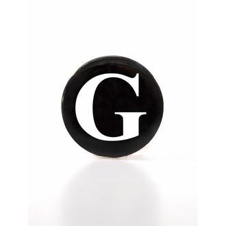 Retro Time G Harf Açacak Magnet