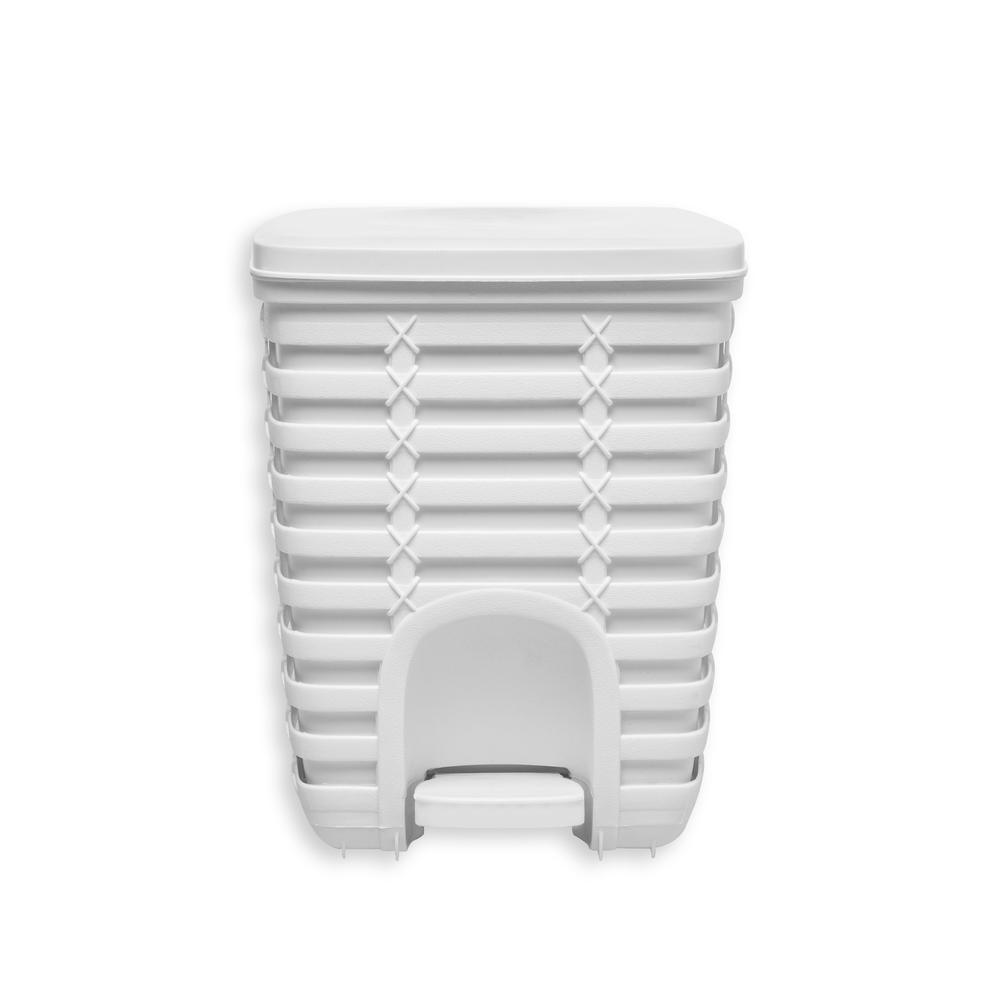 Primanova Palm Pedallı Banyo Çöp Kovası - 9 lt