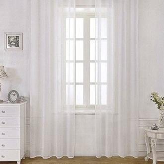 Premier Home Unique Keten Tül (Krem) - 300x260 cm