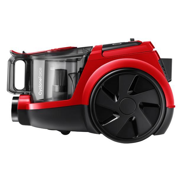 Samsung Cyclone VC07R302MVR Toz Torbasız Elektrikli Süpürge - Kırmızı / 750 Watt