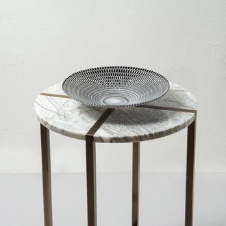 Q-Art Efes Dekoratif Tabak -30 cm