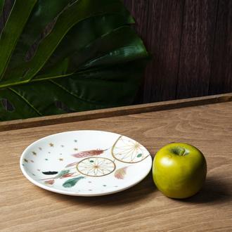 Tulu Porselen Soft Tatlı Tabağı - 19 cm