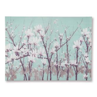 Q-Art Manzara Kanvas Tablo - 75x100 cm