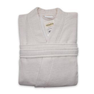 Maisonette Kilyos Kadın Bornoz (Beyaz) - L / XL Beden