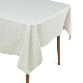 Cynthia Cape Simli Masa Örtüsü (Bej) - 150x300 cm