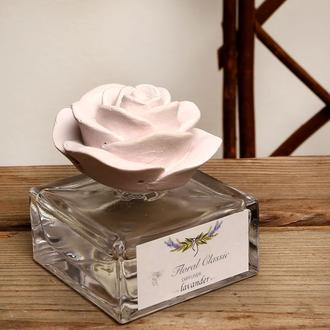 Floral Taşlı Oda Kokusu (Lavanta) - 50 cc