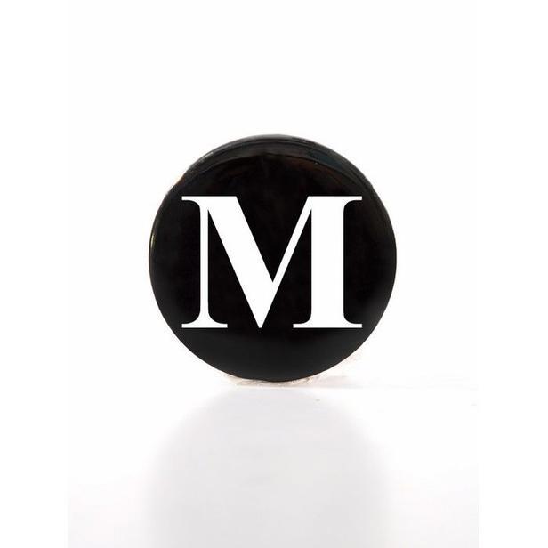 Retro Time M Harf Açacak Magnet