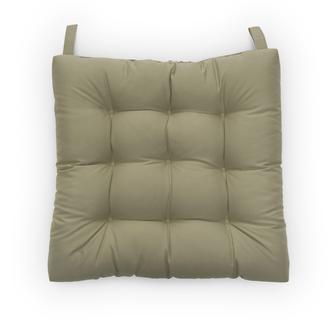 Iris Home Sandalye Minderi (Camel) - 43x43 cm