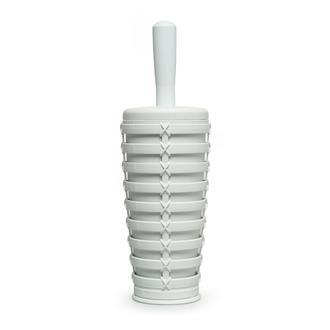 Primanova Palm Tuvalet Fırçası - Beyaz