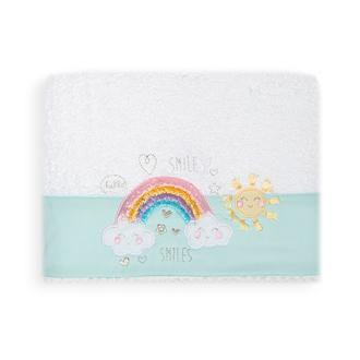 Nuvomon Rainbow Çocuk Havlusu - 50x70 cm