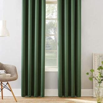 Premier Home Blackout Fon Perde 140x270 cm - Koyu Yeşil