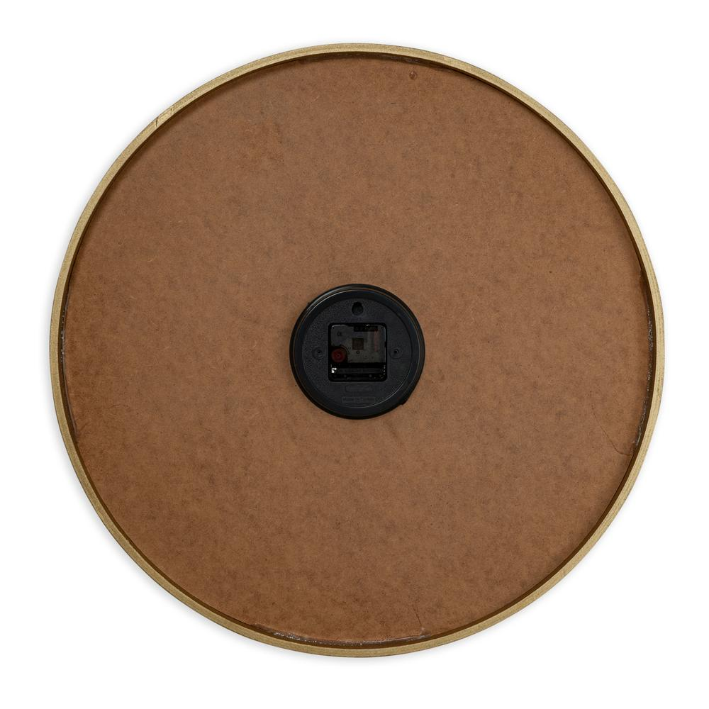 Frank Ray CZG9F403 Wood Design Dev Duvar Saati - 60 cm