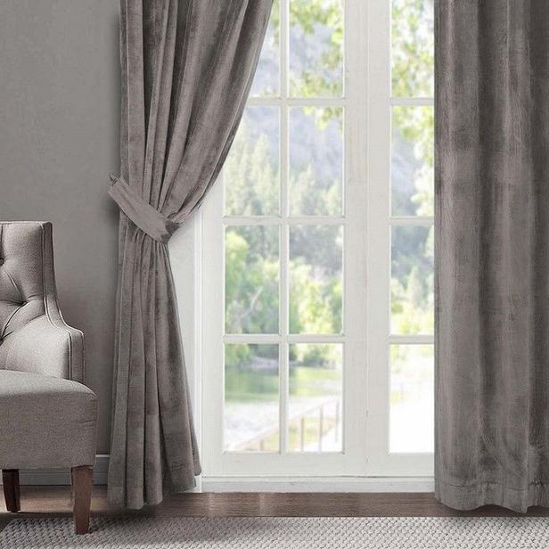 Premier Home Harmony Fon Perde (Taş) - 140x270 cm