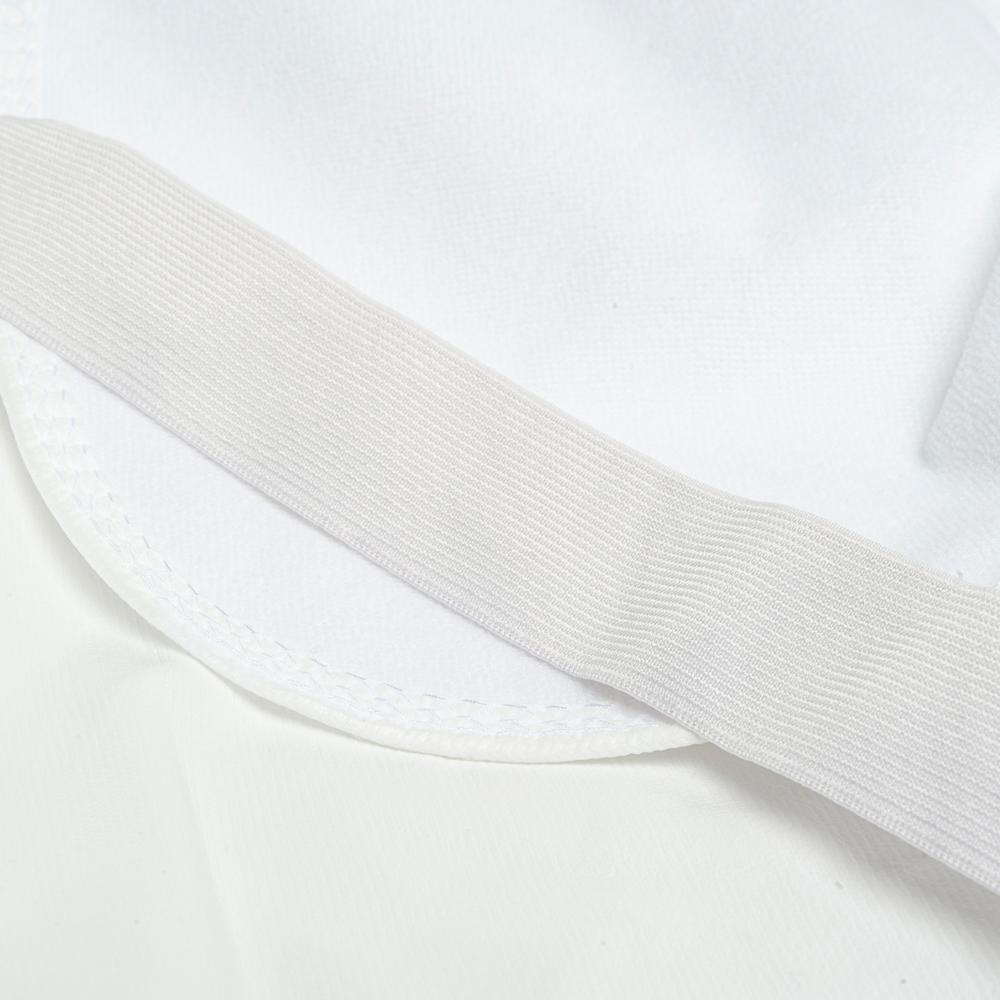 Mislina Sıvı Geçirmez Köşe Lastikli Çift Kişilik Alez - 160x200 cm