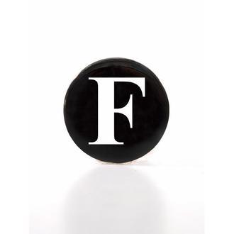Retro Time F Harf Açacak Magnet