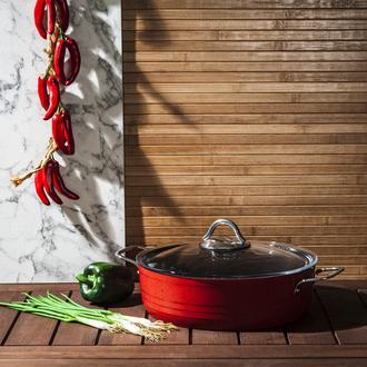 Tivoli Serafino Eco Plus Basık Tencere - 26 cm