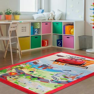 Giz Home Cars Lisanslı Çocuk Halısı - 140x190 cm