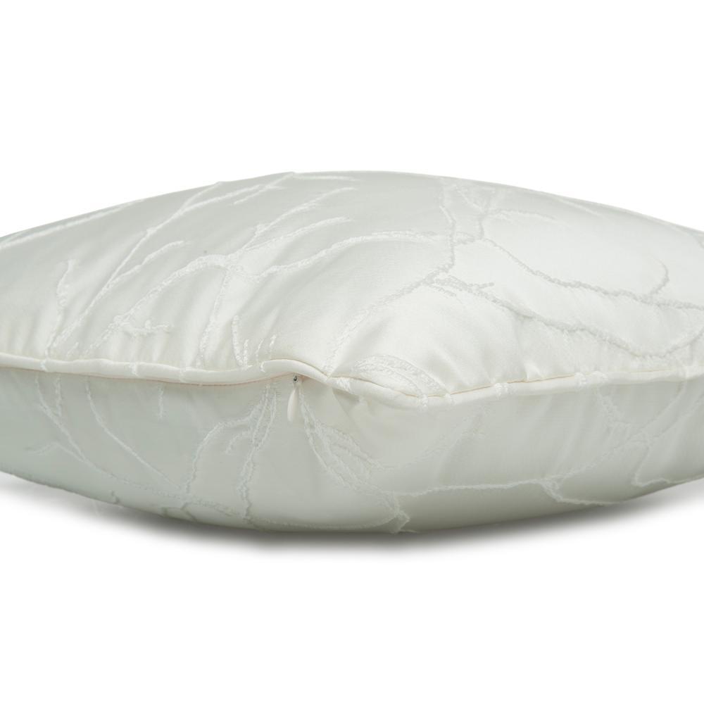 Premier Home Azur Kırlent (Beyaz) - 43x43 cm