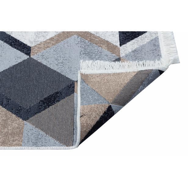 Eko Halı Arya AR10 Yolluk (Siyah) - 80x300 cm
