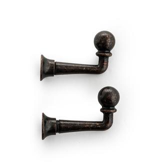 Gardinia Minik Küre Şal Tutucu (1 Çift) - Antik