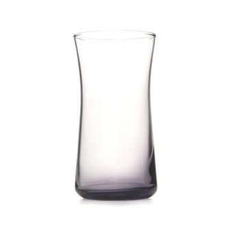 Paşabahçe 420845 Heybeli 3'lü Bardak (Mor) - 345 ml