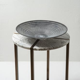 Q-Art Efes Dekoratif Tabak -40 cm