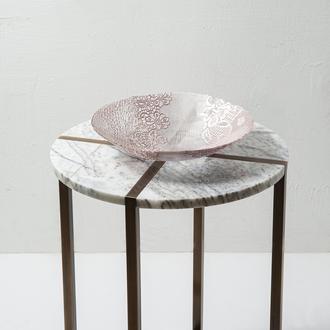 Q-Art Victoria Dekoratif Tabak -30 cm