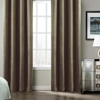 Premier Home Harmony Fon Perde  140x270 cm - Kahverengi