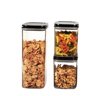 Moonstar Kitchenware Maximum Plus 3'lü Saklama Seti