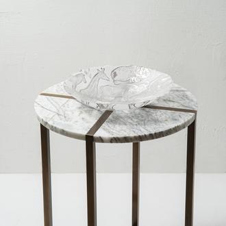 Q-Art Safari Dekoratif Tabak-30 cm