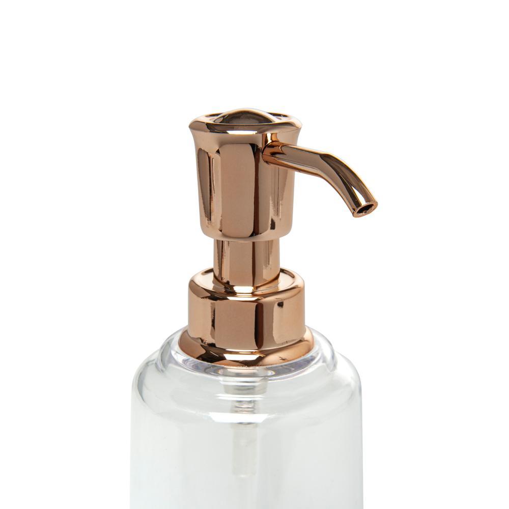 Arow Akrilik Sıvı Sabunluk - Gold