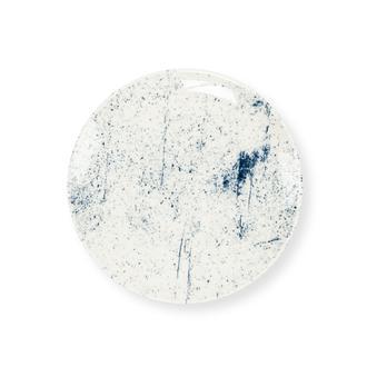 Tulu Porselen Digiblue Servis Tabağı - 24 cm