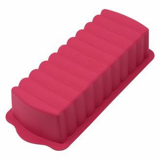 Silicolife Baton Kek Kalıbı - Kırmızı