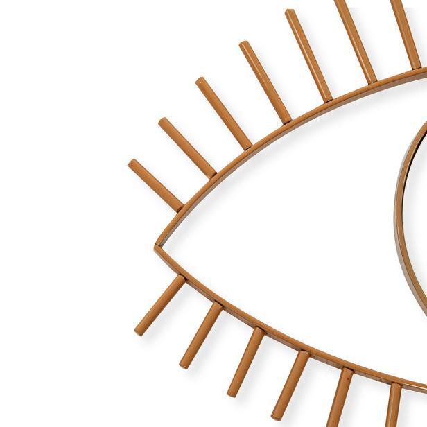 Desen Dekor Eyes Ayna - Küçük